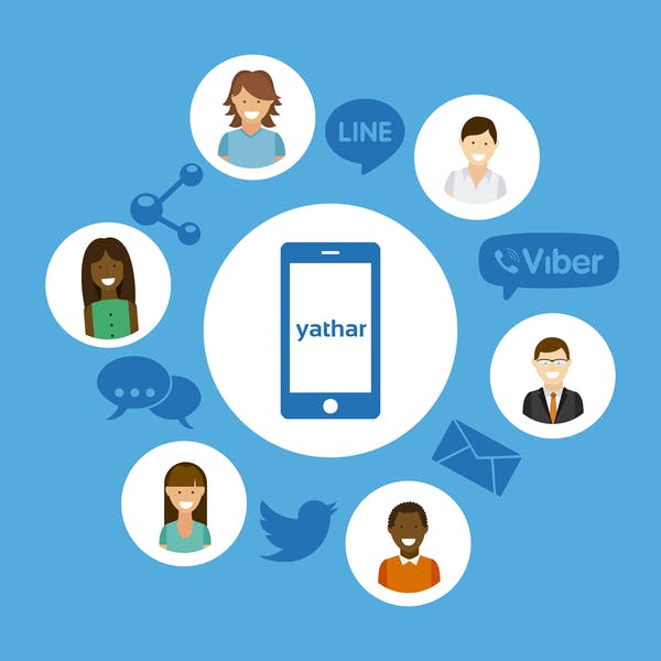 Connect with friends, share with friends | What is yathar? | yathar