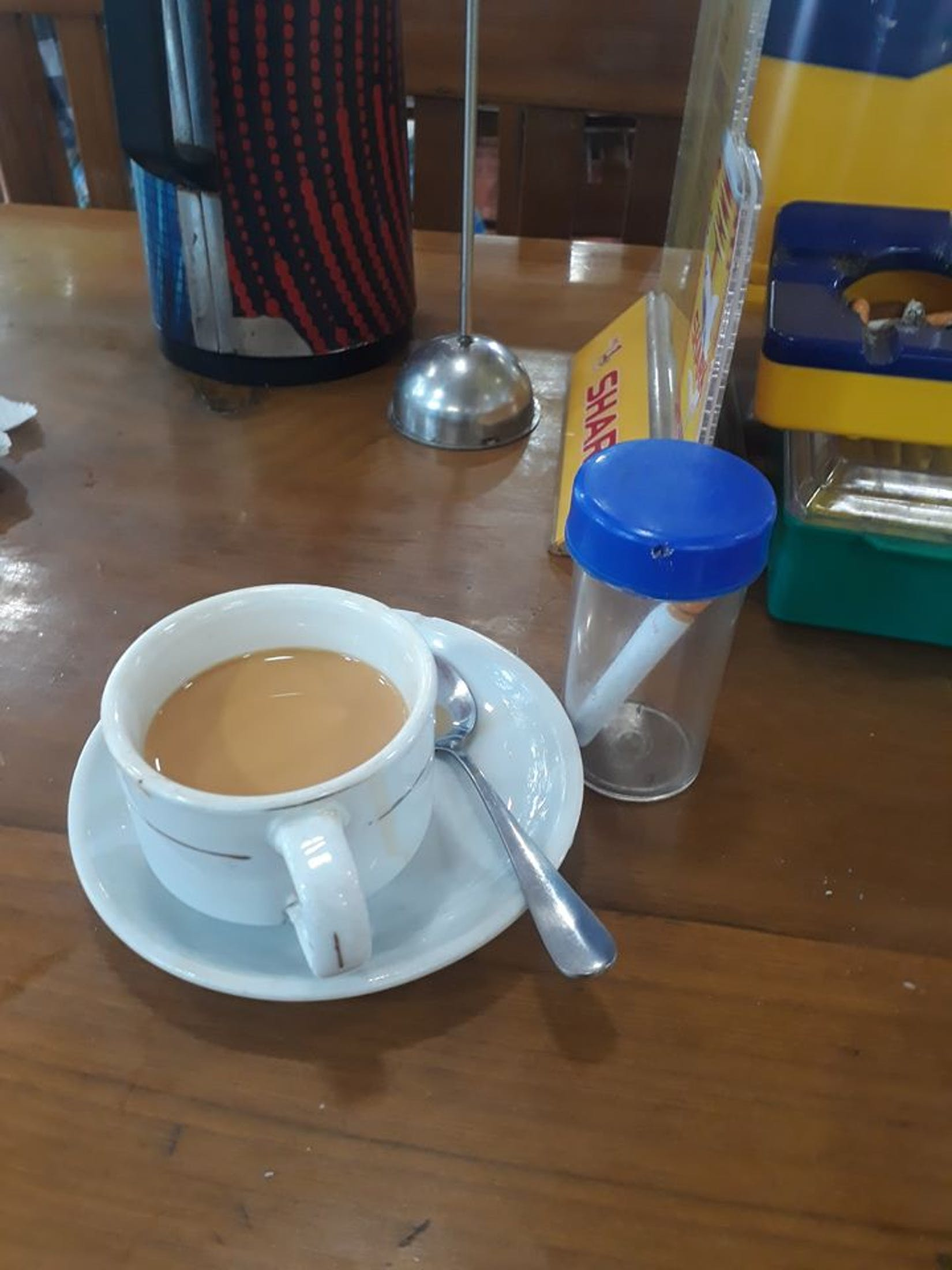 Mahar Yangon Tea Shop | yathar