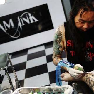 siam ink tattoo   Beauty