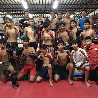 Attachai Muay Thai Gym   Beauty