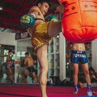 Yokkao Training Center Bangkok   Beauty