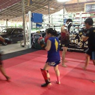 Banchamek Gym Bangkok   Beauty