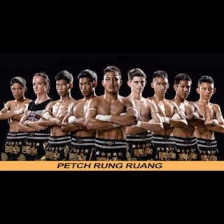 Boxing Pattaya - Petchrungruang Gym | Beauty