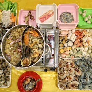 Sone Mhat Hot Pot Buffet | yathar