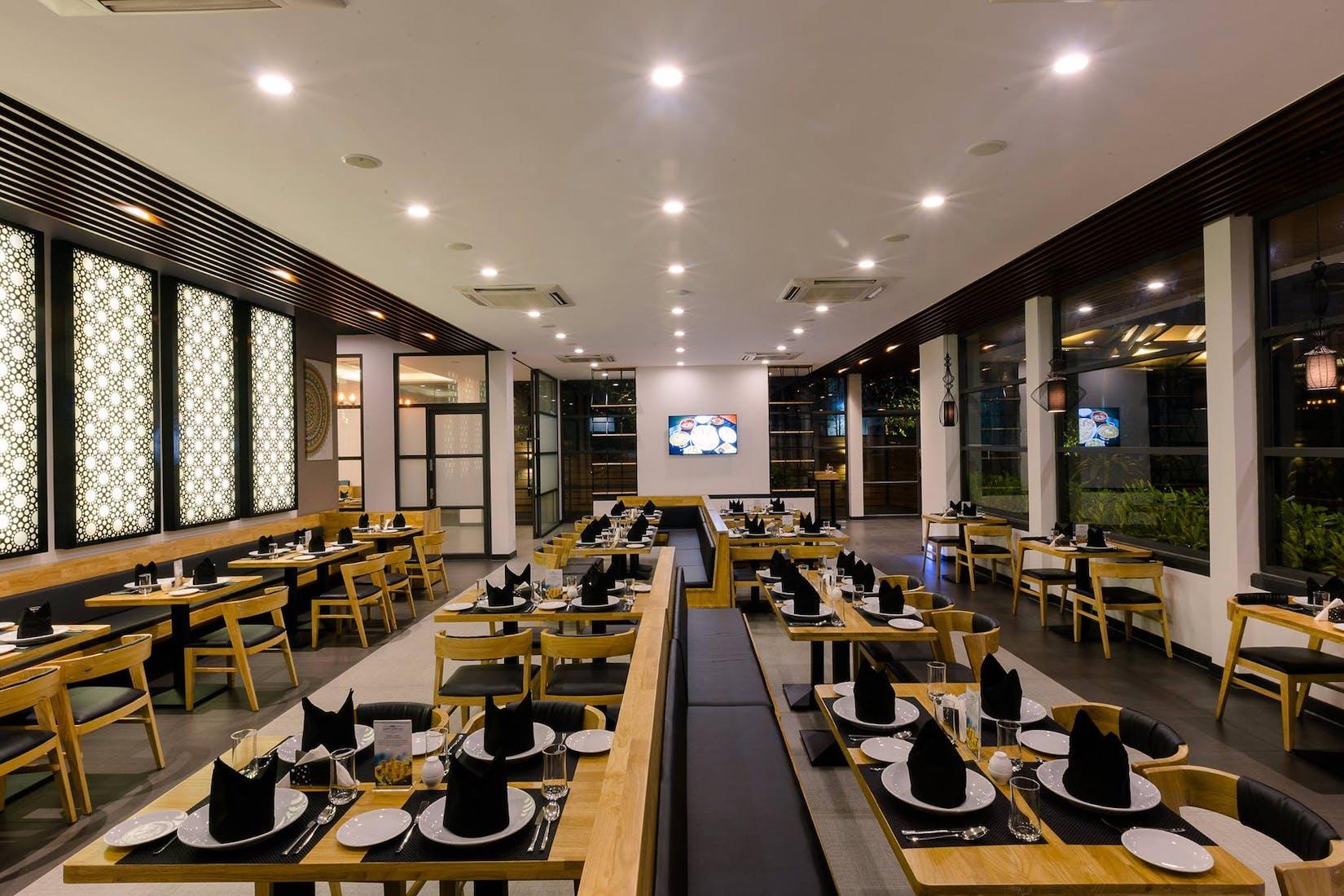 The Marina Indian Restaurant | yathar