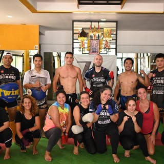Heavy Hit Boxing Gym Chiang Mai   Beauty