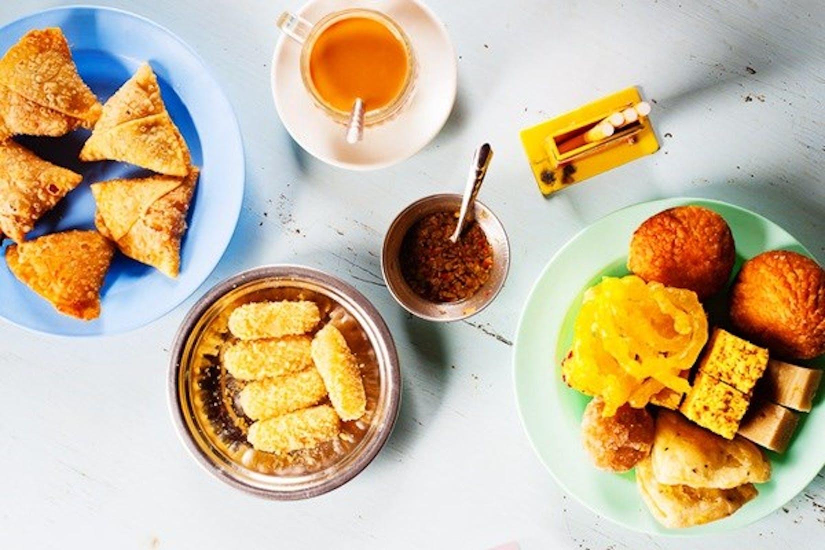 May Myo Moe Tea Shop | yathar