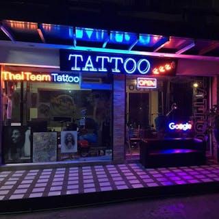 Thai Team Tattoo Pattaya   Beauty