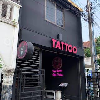 ร้านสักพัทยา Rung Rainbow Tattoo Pattaya | Beauty