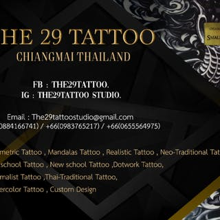 The 29 Tattoo & barber   Beauty