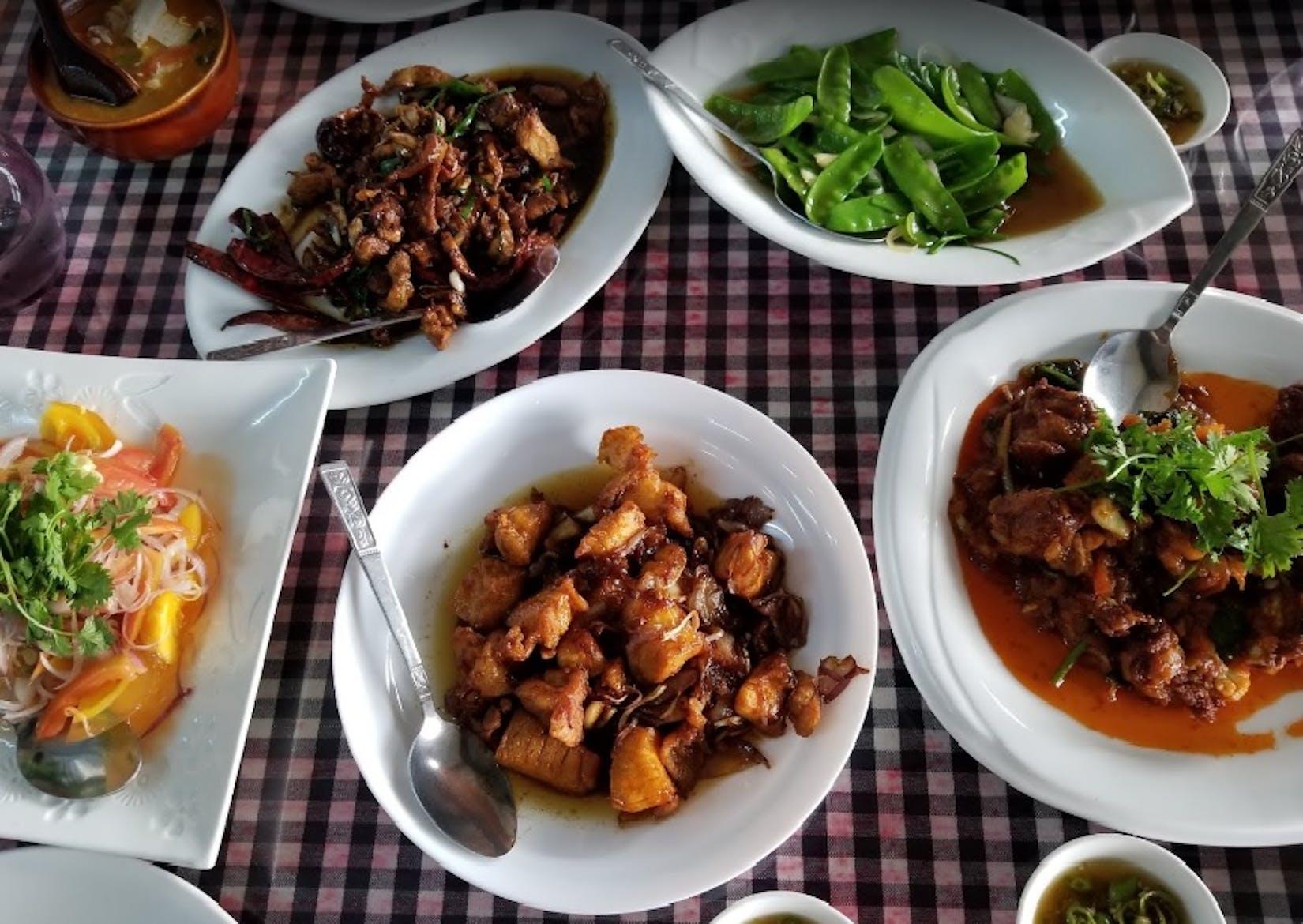 Bone Gyi Restaurant | yathar
