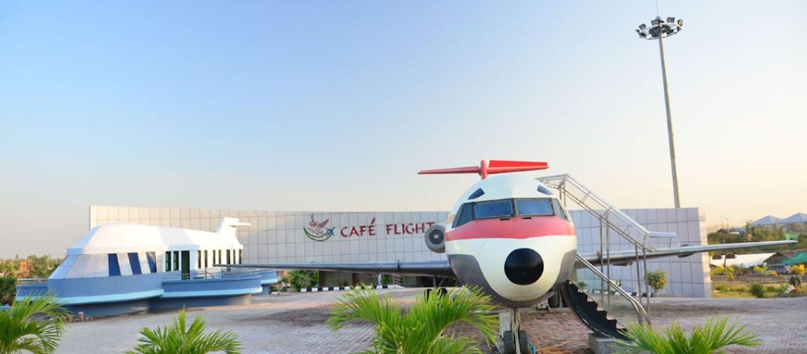 Café Flight | yathar