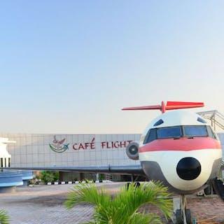 Café Flight   yathar