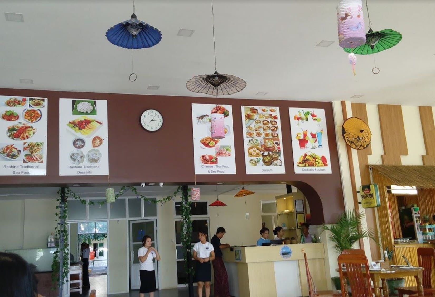 Ngapali Taste Seafood | yathar