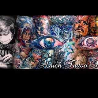 March Tattoo Studio   Beauty