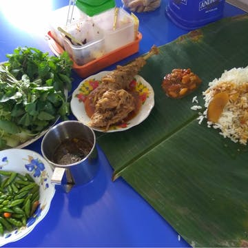 Min Htet Naing Indian Food photo by Mi Khine  | yathar