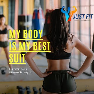 JustFit Health and Sport Club   Beauty