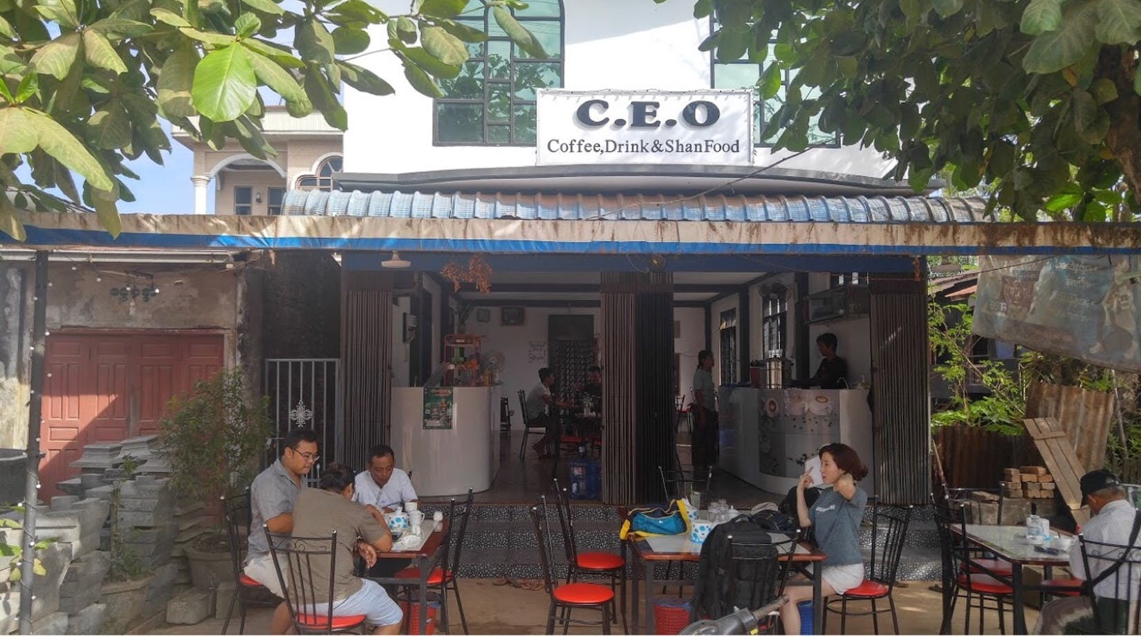 C.E.O COFFEE | yathar