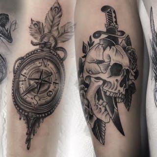 ร้านสักลาย Pukanink Tattoo Studio เชียงราย   Beauty