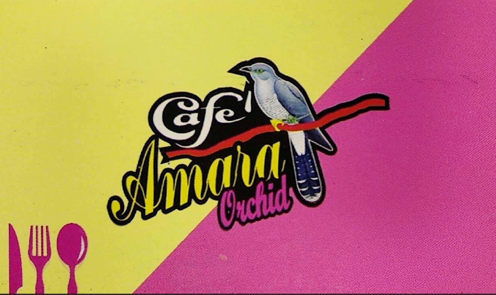 Amara Orchid Cafe | yathar