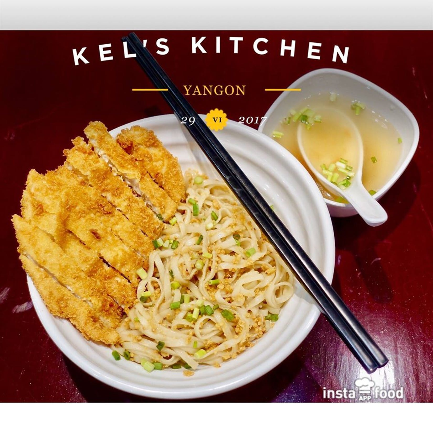 Kel's Kitchen at T1 Yangon Airport | yathar