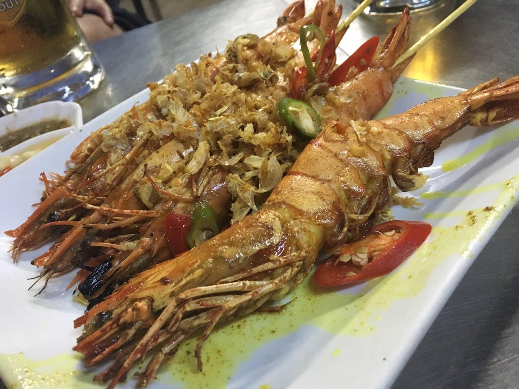 Min Lan Seafood Restaurant (Parami Road) | yathar
