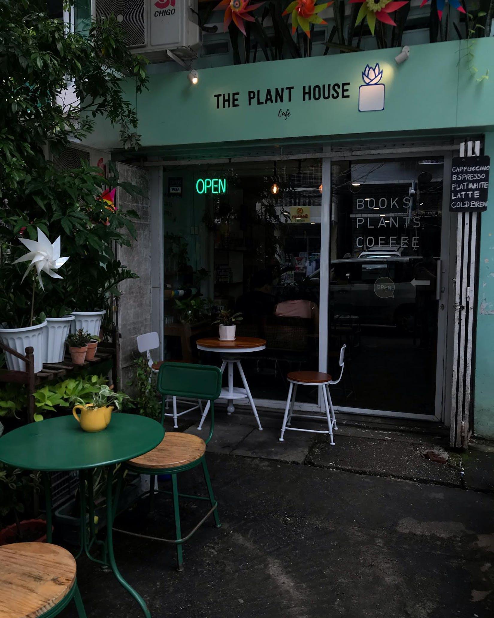 The Plant House Café | yathar