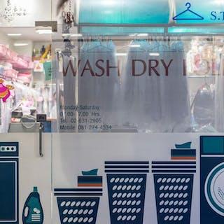 S.T. Laundry & Alterations   Beauty