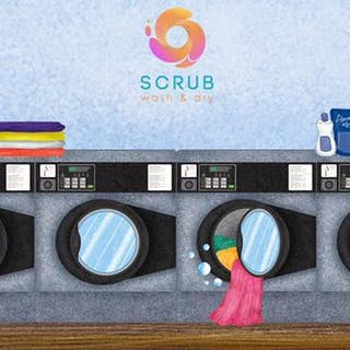 Scrub Wash and Dry   Beauty