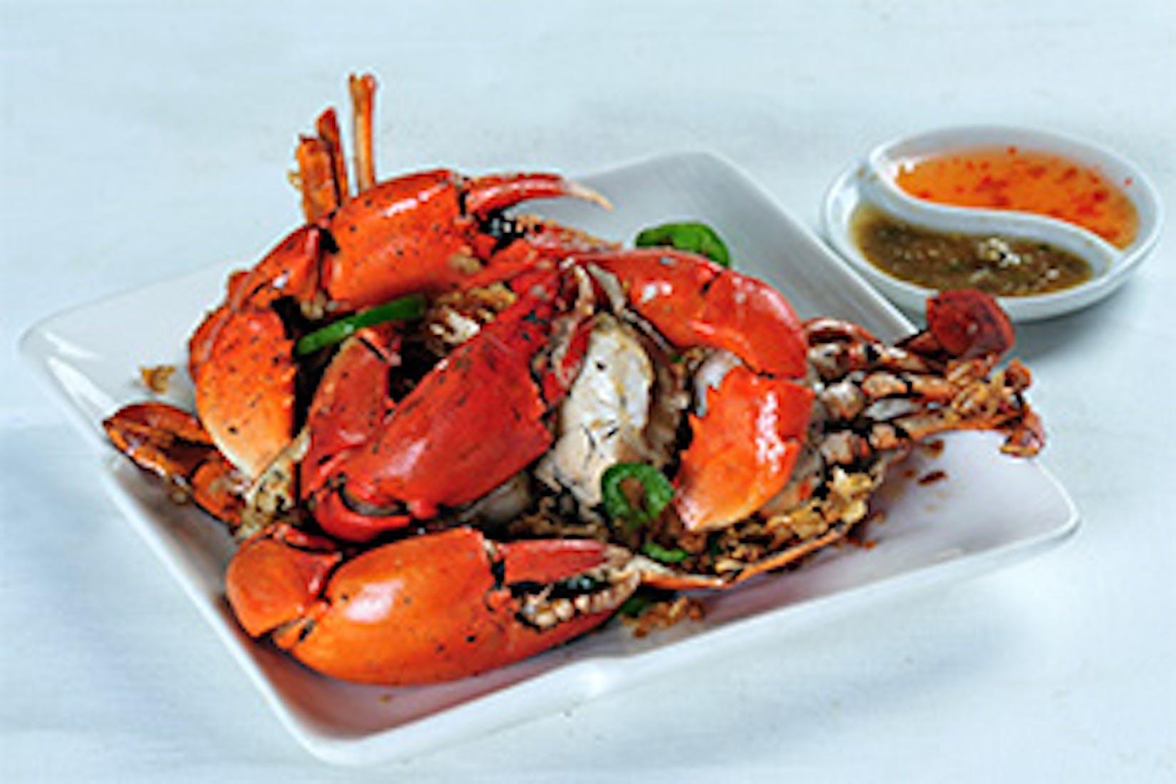 Min Lan Seafood Restaurant (San Chaung) | yathar