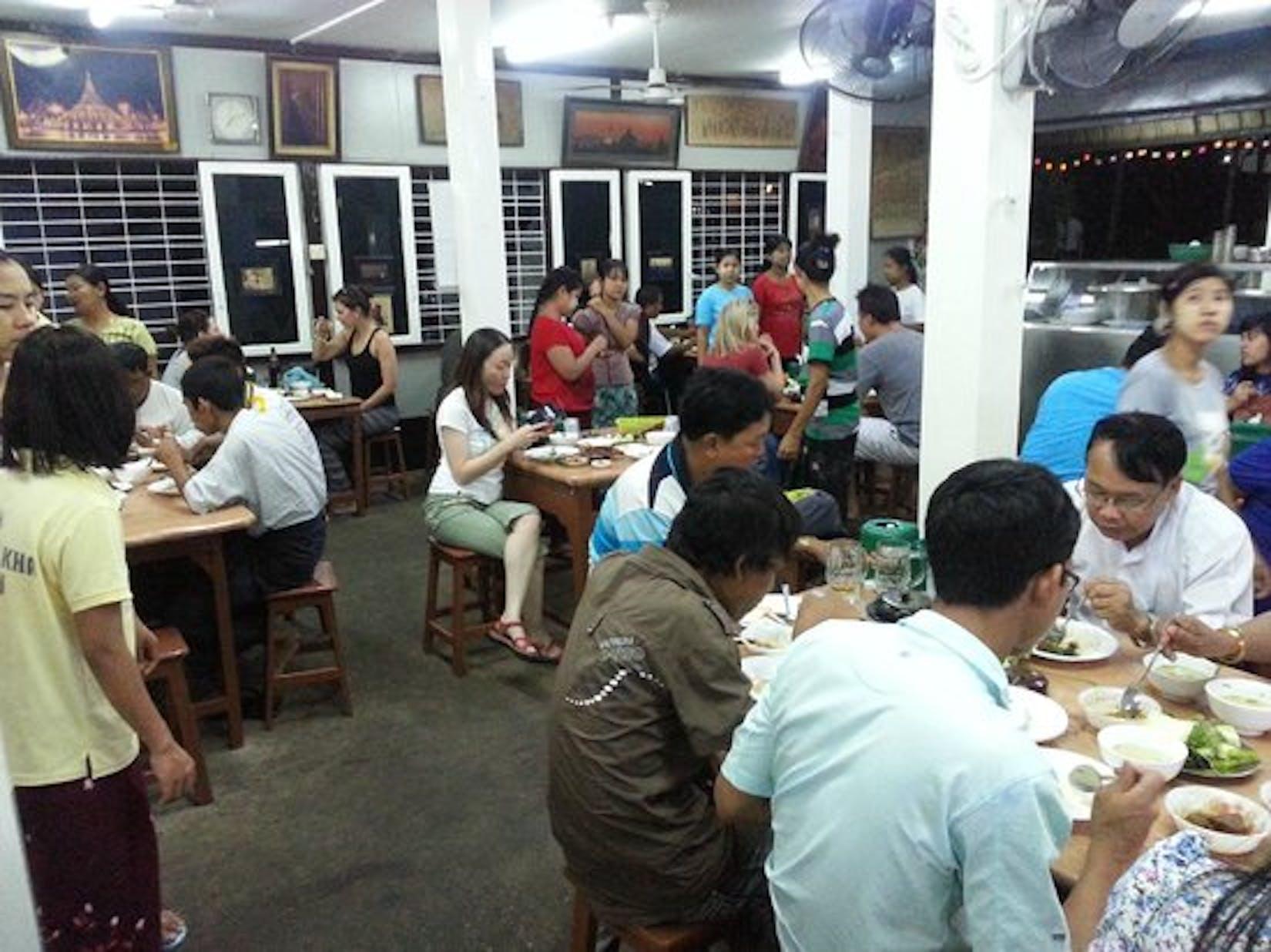 Aung Thukha Myanmar Restaurant | yathar