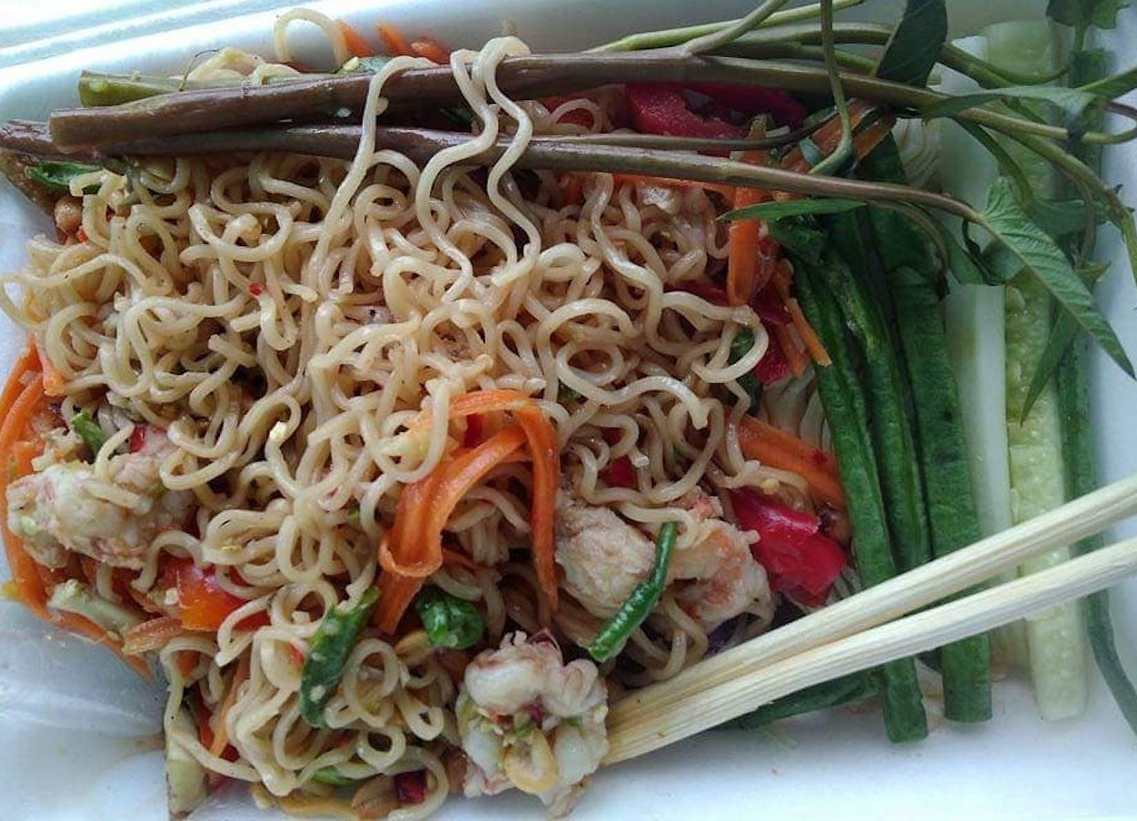 Mya Nandar - Thai Food & BBQ  - Thit Sar Road | yathar