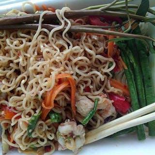 Mya Nandar - Thai Food & BBQ  - Thit Sar Road   yathar