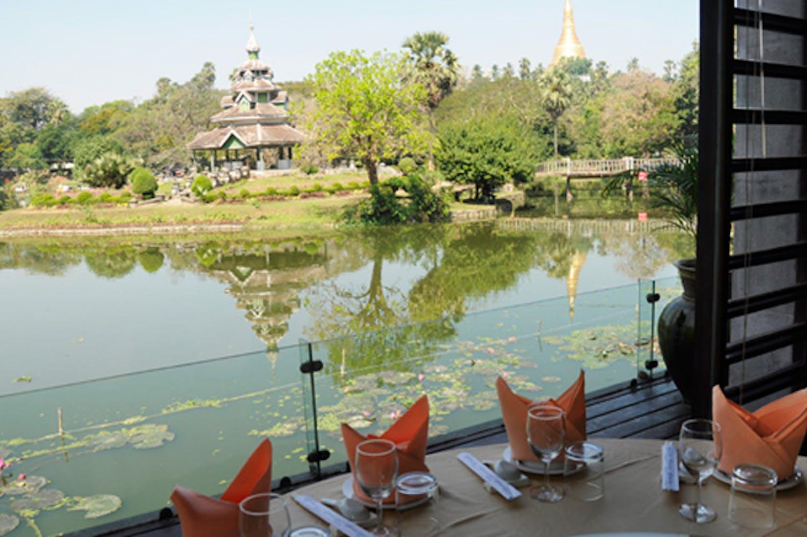 Golden Duck Restaurant (Kan Taw Min) | yathar