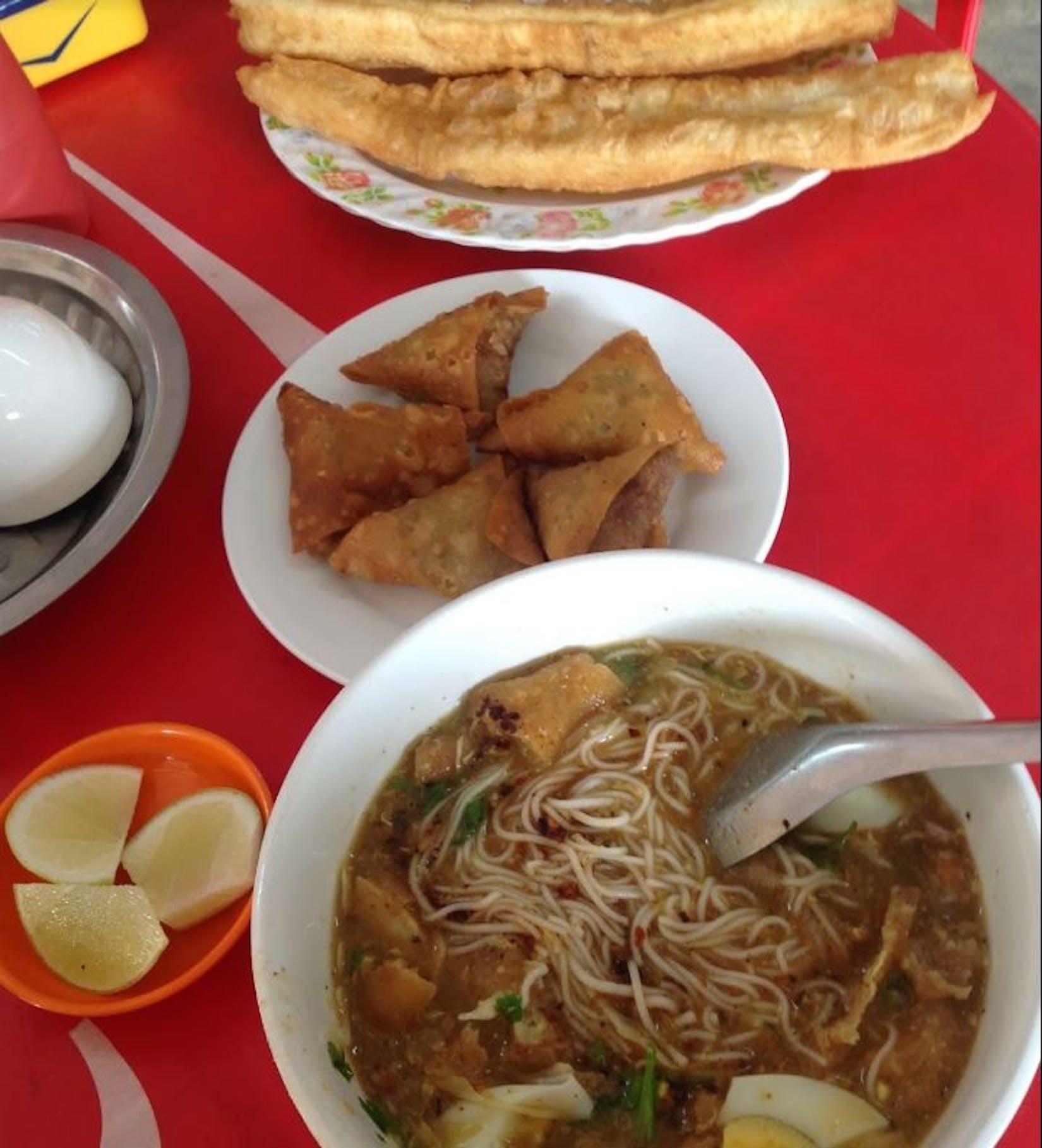 Min Myanmar Restaurant | yathar