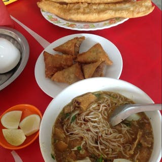 Min Myanmar Restaurant   yathar