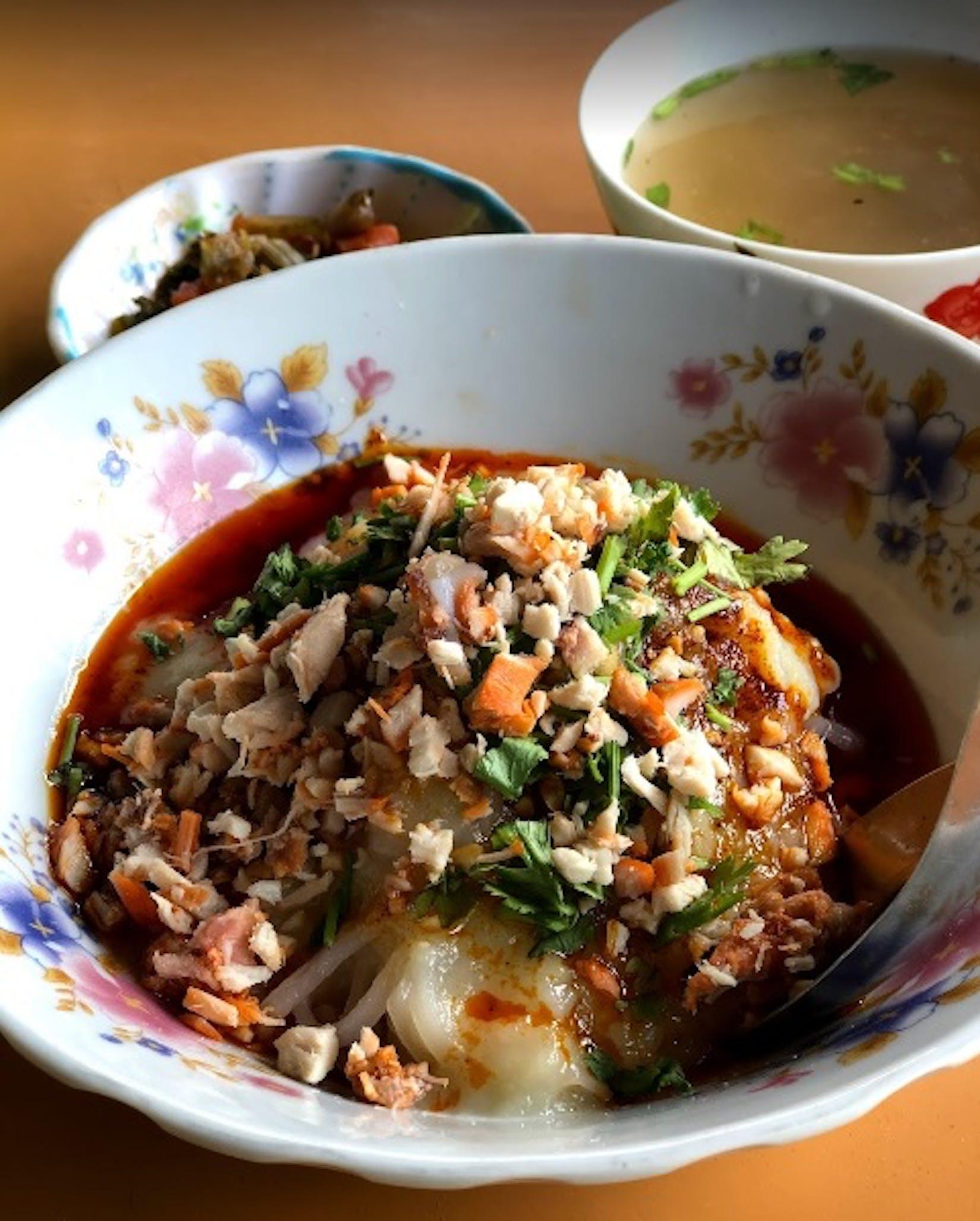 Yu Nan Shan Noodle | yathar