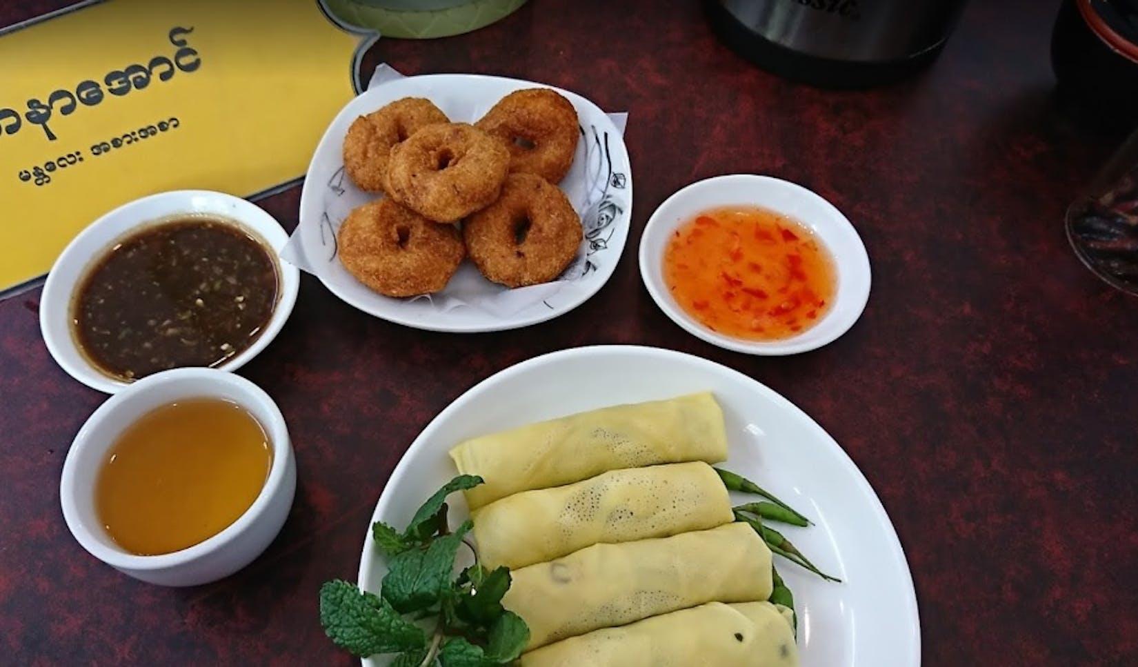 Yadanar Aung Mandalay Food   yathar