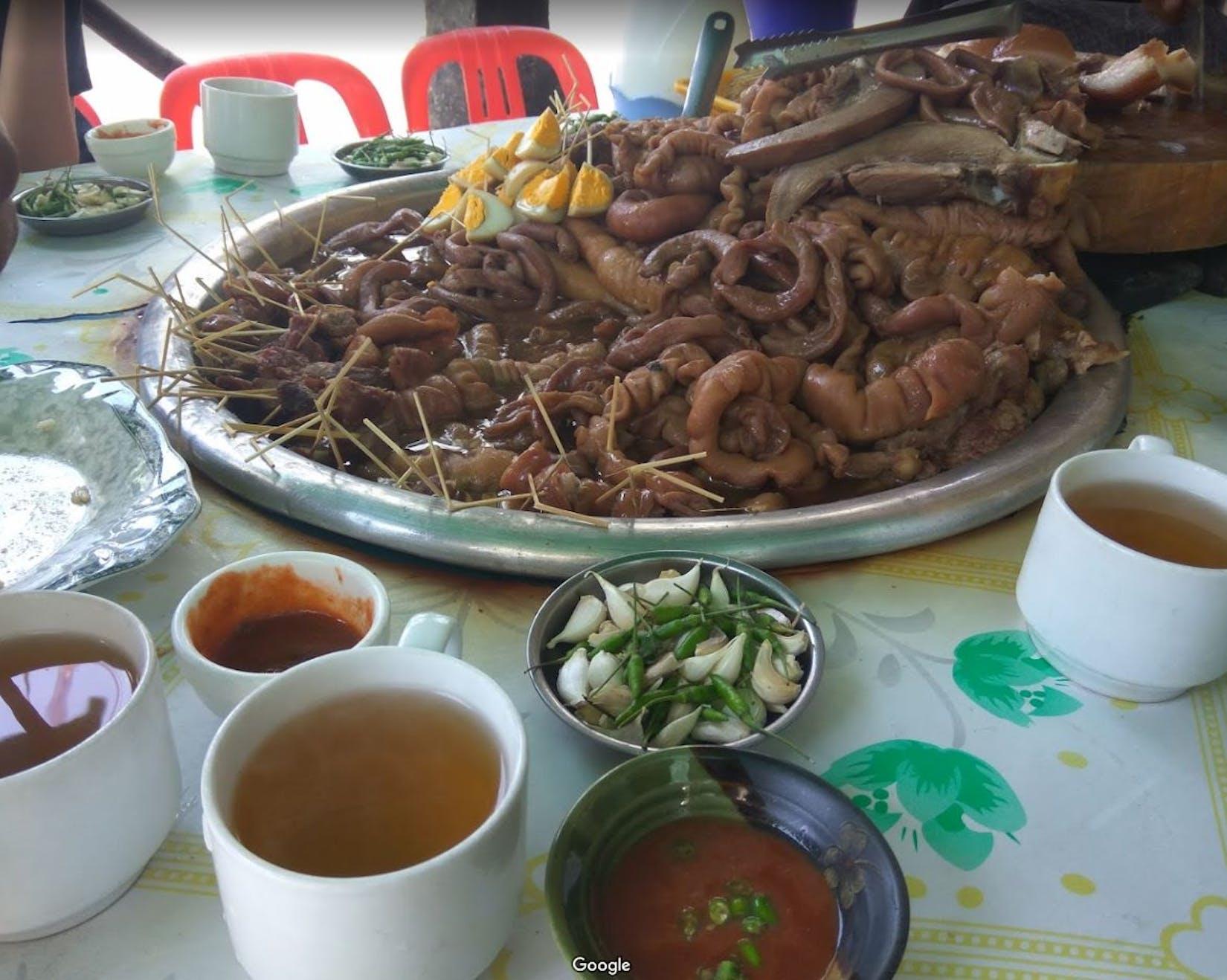 Bahosi Pork Stick | yathar