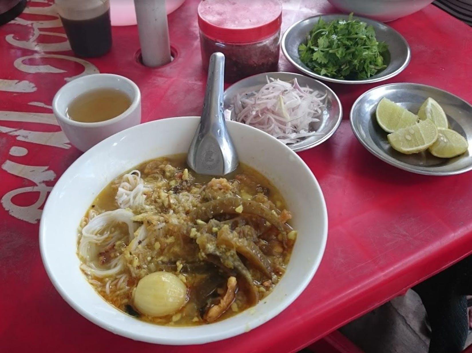 Sanpya Daw Kyi (Mont Hin Khar) | yathar