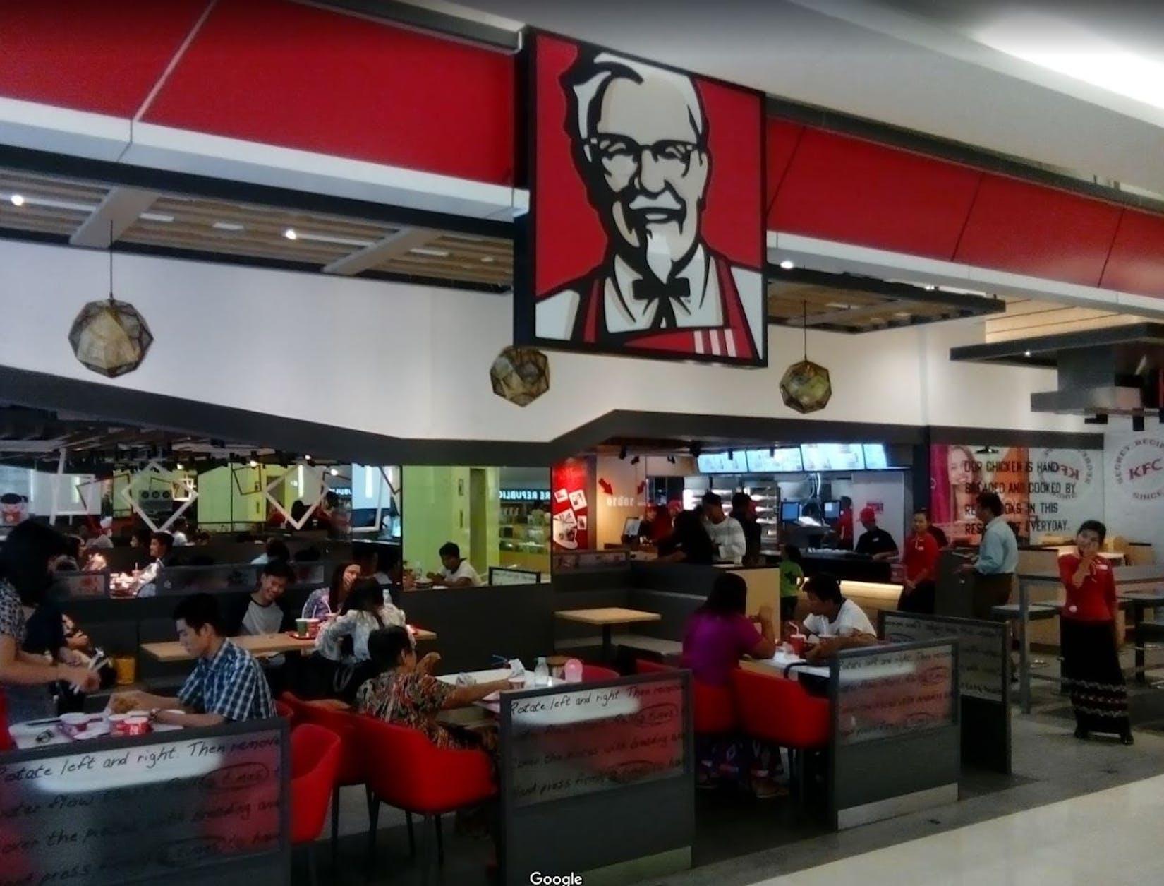 KFC Junction Maw Tin | yathar