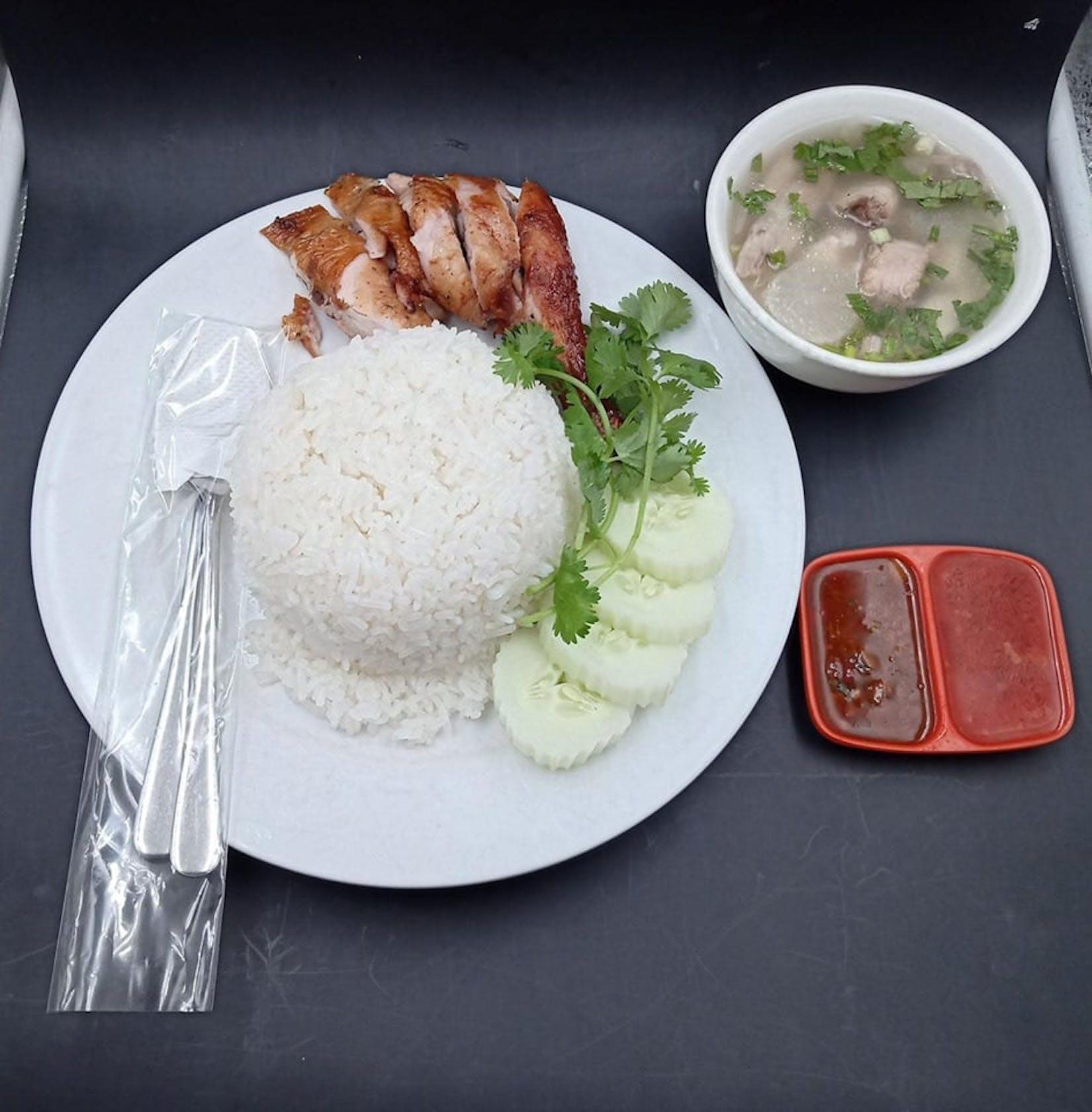 Kone Htet Chicken Rice (Lanmadaw) | yathar