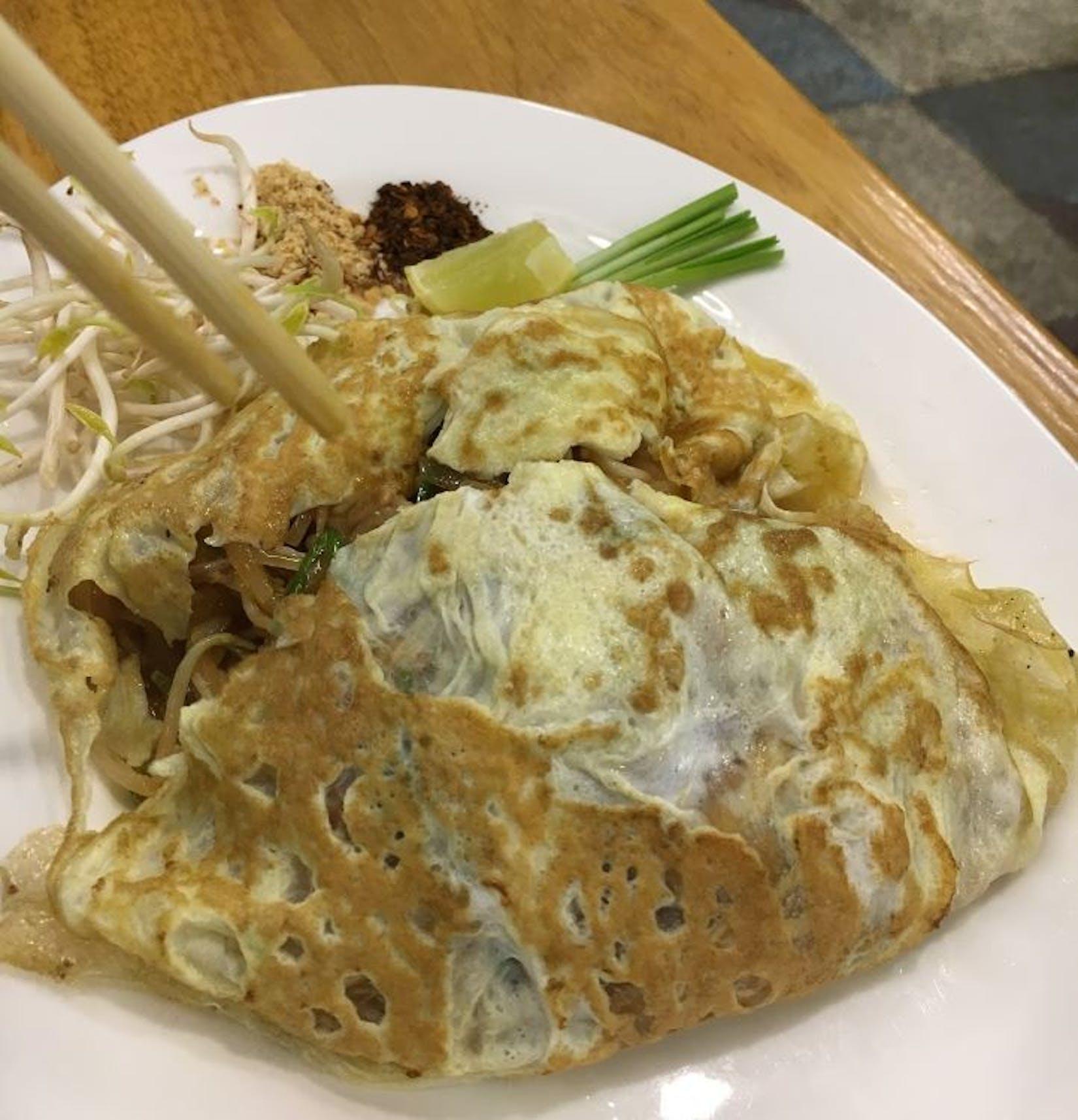 One Star One Thai Food | yathar