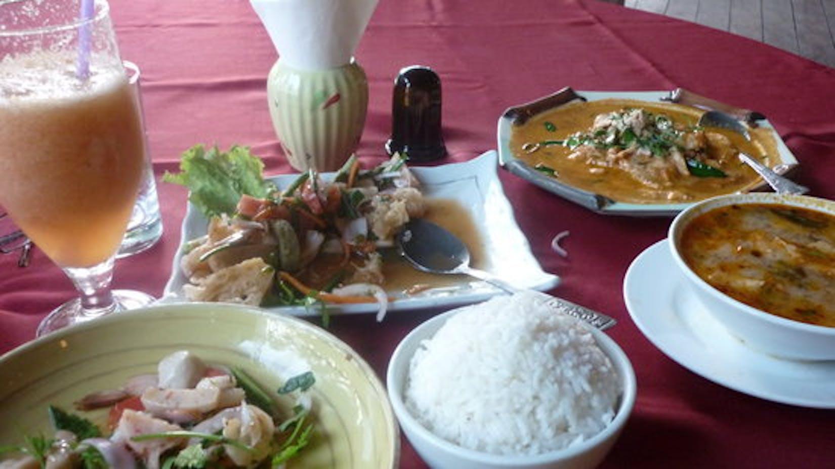 Bangkok Kitchen | yathar