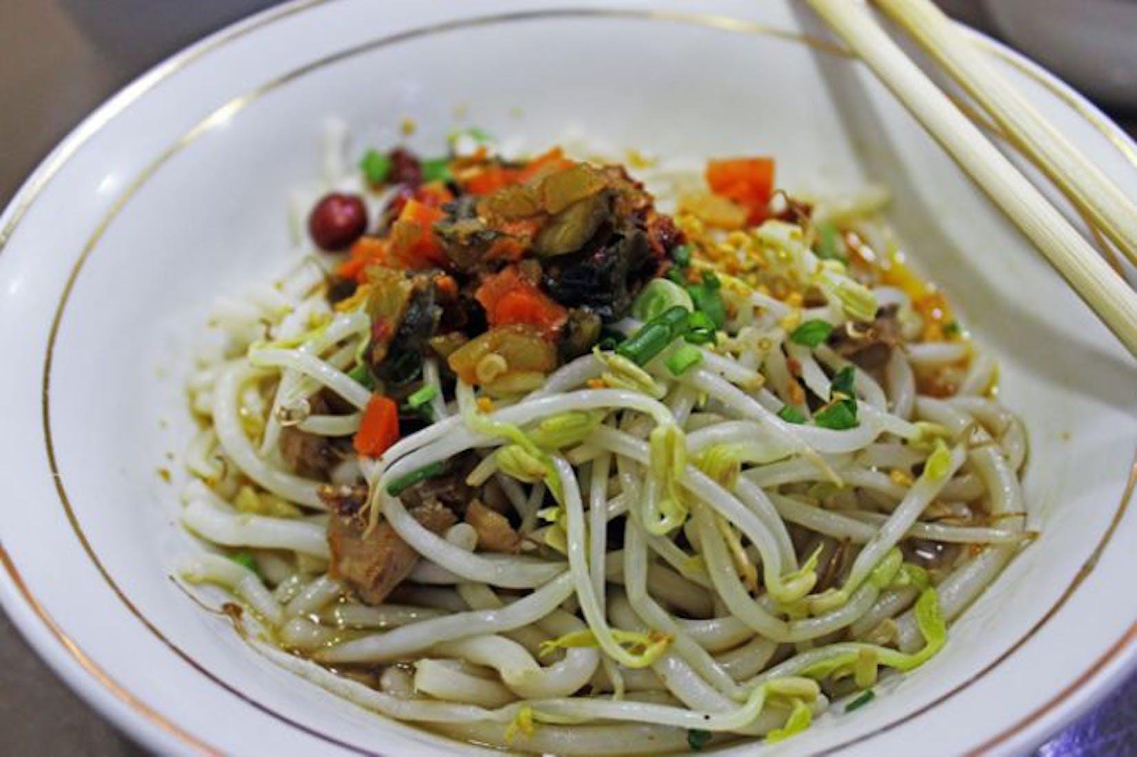 Moe Kaung Shan Noodle | yathar