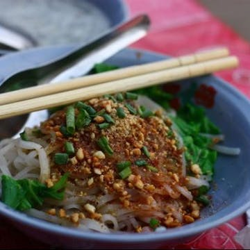 Moe Kaung Shan Noodle photo by Kyaw Win Shein  | yathar