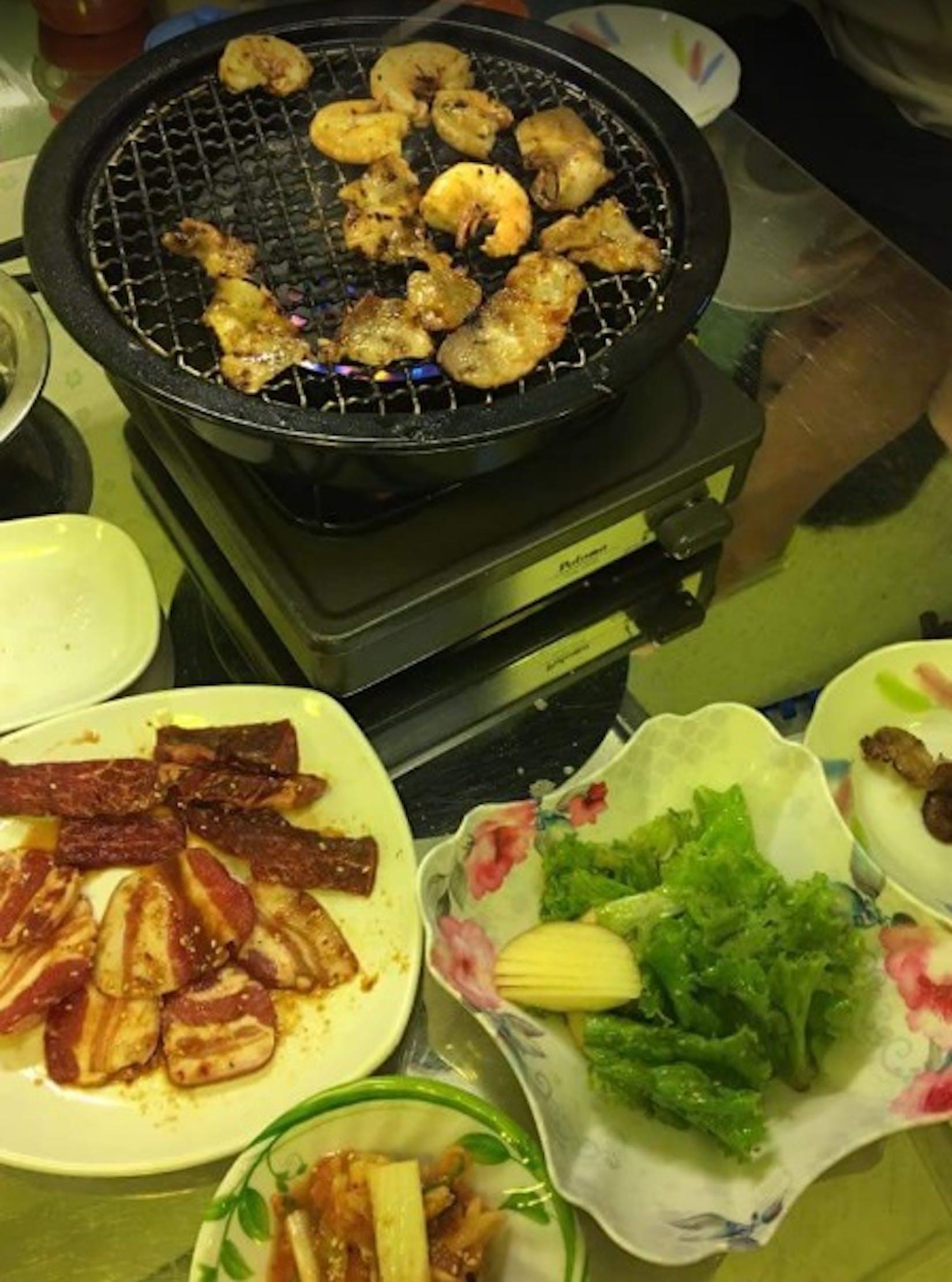 See Sar Japanese Style BBQ | yathar