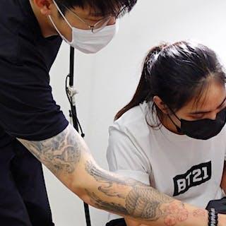 Pepper Inker Tattoo Studio   Beauty