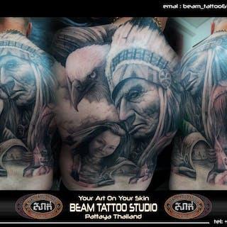 Beam Tattoo Studio Pattaya   Beauty