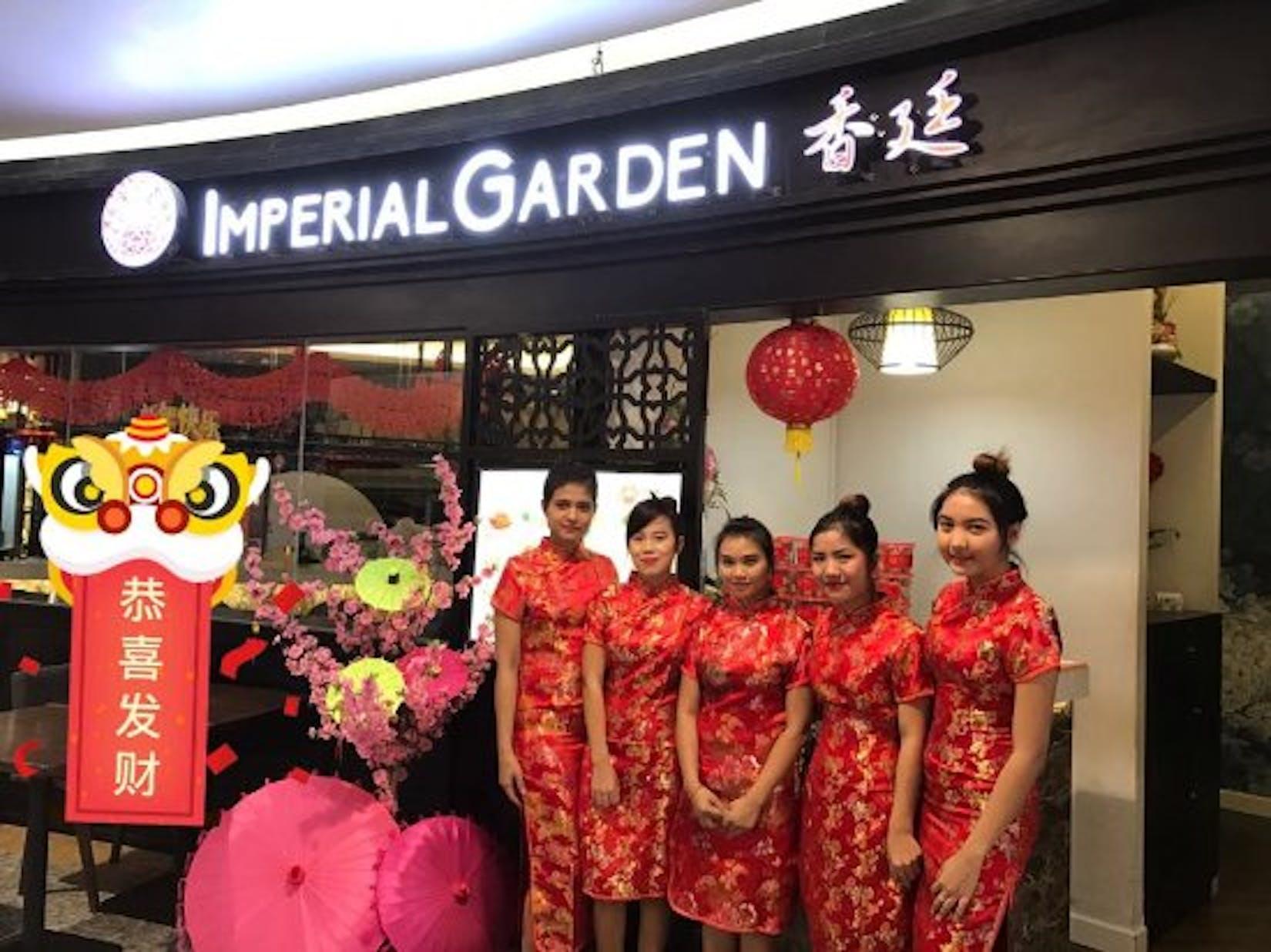 Imperial Garden Restaurant | yathar